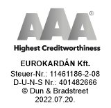 Bisnode Zertifikat